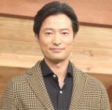 NHK・Eテレの語学番組『旅するユーロ』の3rdシーズンの会見に出席した前川泰之 (C)ORICON NewS inc.