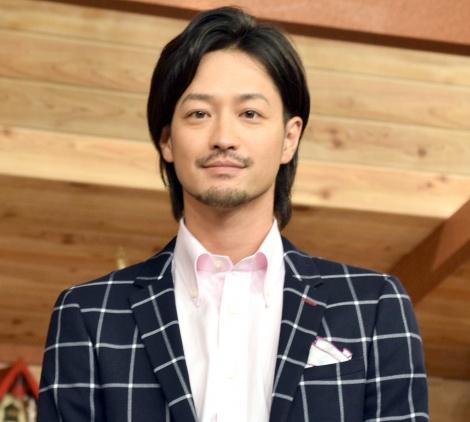 NHK・Eテレの語学番組『旅するユーロ』の3rdシーズンの会見に出席した竹財輝之助 (C)ORICON NewS inc.