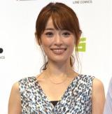 MBS/TBSドラマイズム『文学処女』制作発表会に登壇した泉里香 (C)ORICON NewS inc.