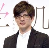 MBS/TBSドラマイズム『文学処女』制作発表会に登壇した城田優 (C)ORICON NewS inc.