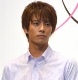 MBS/TBSドラマイズム『文学処女』制作発表会に登壇した中尾暢樹 (C)ORICON NewS inc.