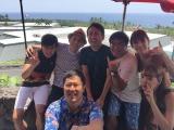 1日放送のフジテレビ系『有吉の夏休み2018 密着120時間inハワイ』よりサムチョイ(C)フジテレビ