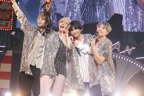 EBiSSH=『EBiDAN THE LIVE 2018 〜Summer Party〜 【DAY1】』Photo by 米山三郎/笹森健一/小坂茂雄