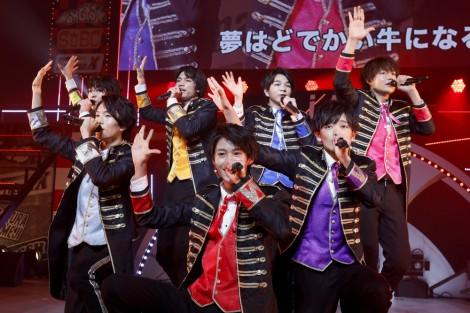 M!LK=『EBiDAN THE LIVE 2018 〜Summer Party〜【DAY1】』Photo by 米山三郎/笹森健一/小坂茂雄