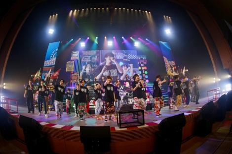 『EBiDAN THE LIVE 2018 〜Summer Party〜 【DAY1】』Photo by 米山三郎/笹森健一/小坂茂雄