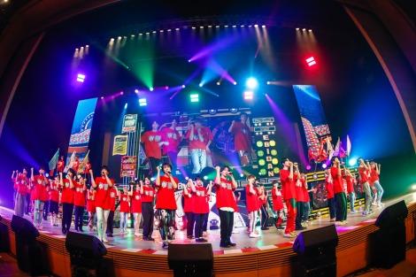 『EBiDAN THE LIVE 2018 〜Summer Party〜 【DAY2】』Photo by 米山三郎/笹森健一/小坂茂雄