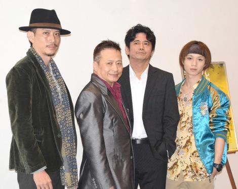 舞台『死神の精度 〜7 Days Judgement』開幕前取材の模様 (C)ORICON NewS inc.