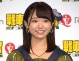 スマホゲームアプリ『戦車でホイホイ』発売記念イベントに参加したAKB48・山内瑞葵 (C)ORICON NewS inc.