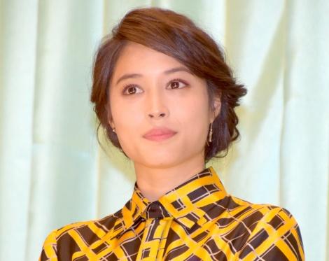 映画『食べる女』完成披露舞台あいさつに登壇した広瀬アリス (C)ORICON NewS inc.
