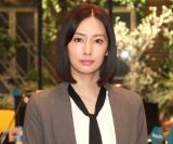 NHK総合ドラマ『フェイクニュース』スタジオ取材会に出席した北川景子(C)ORICON NewS inc.