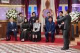 3日放送の日本テレビ系『しゃべくり007』に出演する欅坂46の平手友梨奈と北川景子 (C)日本テレビ