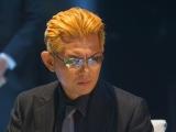 ドラマ『天 天和通りの快男児』(10月3日スタート)的場浩司が演じる原田克美(C)「天」製作委員会