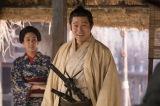 大河ドラマ『西郷どん』第33回「糸の誓い」より。薩摩に戻る吉之助(C)NHK