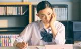 杉咲花の制服姿 映画『パーフェクトワールド 君といる奇跡』(C)2018「パーフェクトワールド」製作委員会