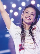 DVD/Blu-ray『namie amuro Final Tour 2018 〜Finally〜』(5月東京ドーム公演)
