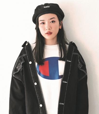 サムネイル 『mini』10月号の表紙を飾った永野芽郁