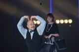 『東京ガールズコレクション 2018 AUTUMN/WINTER』に出演したクロちゃん (C)ORICON NewS inc.