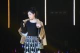 『東京ガールズコレクション 2018 AUTUMN/WINTER』に出演した福原遥 (C)ORICON NewS inc.