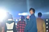 『東京ガールズコレクション 2018 AUTUMN/WINTER』に出演した志尊淳(C)マイナビ presents TOKYO GIRLS COLLECTION 2018 A/W