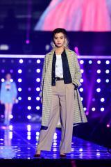 池田エライザ=TGC2018A/W「TGC LOVES Namie Amuro FOREVER STAGE」の模様(C)マイナビ presents TOKYO GIRLS COLLECTION 2018 A/W