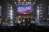 グランドフィナーレの模様(C)マイナビ presents TOKYO GIRLS COLLECTION 2018 A/W