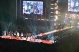 『マイナビ presents 第27回 東京ガールズコレクション 2018 AUTUMN/WINTER』グランドフィナーレの模様(C)マイナビ presents TOKYO GIRLS COLLECTION 2018 A/W