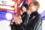 日枝神社で必勝祈願ご祈祷時を行った中田久美監督と女子バレー日本代表選手