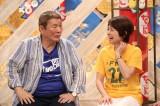 『FNS27時間テレビ』内で放送される『関ジャニ∞クロニクル』に出演する(左から)ビートたけし、西山喜久恵(C)フジテレビ