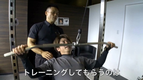 『RIZAP』でボディメイクに挑戦した元DA PUMP・YUKINARI