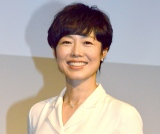 日本テレビ『news zero』の会見に出席した有働由美子氏 (C)ORICON NewS inc.