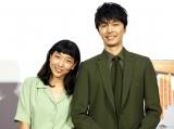 (左から)安藤サクラ、長谷川博己 (C)ORICON NewS inc.