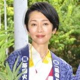 ドラマ『義母と娘のブルース』の制作発表会見に出席した麻生祐未 (C)ORICON NewS inc.