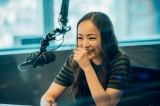 公開された『WE LOVE RADIO, WE LOVE AMURO NAMIE』の収録模様