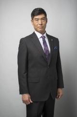 テレビ東京系ドラマBiz『ハラスメントゲーム』(10月15日スタート)に出演する高嶋政宏(C)テレビ東京