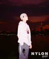 『NYLON guys JAPAN TAKUYA STYLE BOOK』より