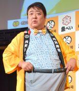 体重20キロ減量を報告した彦摩呂 (C)ORICON NewS inc.