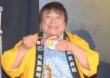 『キッチンファイト ザ・ワールド』に審査員として参加した彦摩呂 (C)ORICON NewS inc.