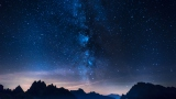 『宇宙の奇石』場面写真(C)National Geographic