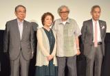 『男はつらいよ 50周年プロジェクト』会見の模様 (C)ORICON NewS inc.
