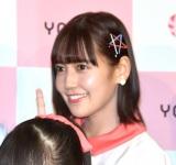 デビュー1周年を迎えた=LOVEの諸橋沙夏 (C)ORICON NewS inc.