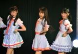 デビュー1周年記念ライブで4thシングル「Want-you!Want-you!」を初披露した=LOVE (C)ORICON NewS inc.