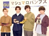 DISH//(左から)泉大智、矢部昌暉、北村匠海、橘柊生 (C)ORICON NewS inc.