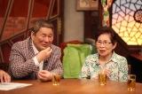 8日・9日放送のフジテレビ系『FNS27時間テレビ』でビートたけしが実姉・安子さんとテレビ初共演 (C)フジテレビ