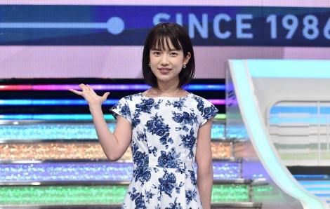 5年にわたってMCを務めた『ミュージックステーション』を卒業する弘中綾香アナウンサー。最後の出演は9月17日放送の『ウルトラFES』(C)テレビ朝日