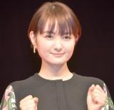 大会初の女性MCに抜てきされた葵わかな (C)ORICON NewS inc.