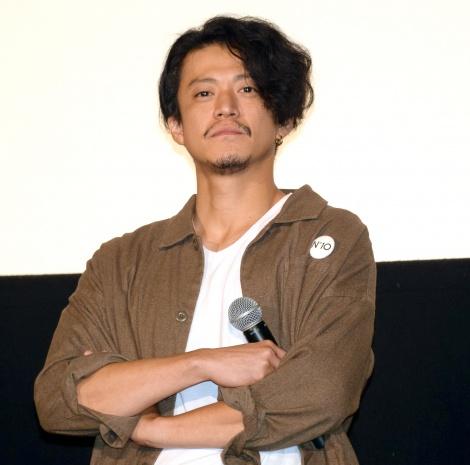 映画『銀魂2 掟は破るためにこそある』の男祭りイベントに出席した小栗旬 (C)ORICON NewS inc.