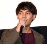 映画『銀魂2 掟は破るためにこそある』の男祭りイベントに出席した柳楽優弥 (C)ORICON NewS inc.