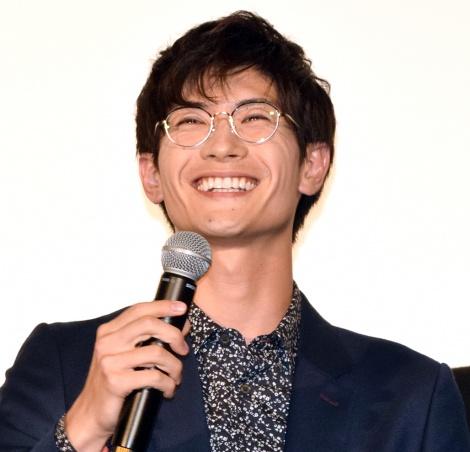映画『銀魂2 掟は破るためにこそある』の男祭りイベントに出席した三浦春馬 (C)ORICON NewS inc.