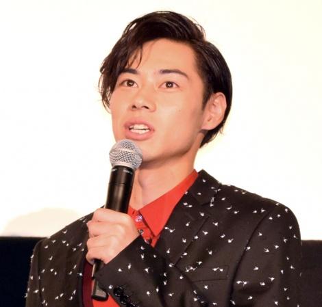 映画『銀魂2 掟は破るためにこそある』の男祭りイベントに出席した戸塚純貴 (C)ORICON NewS inc.