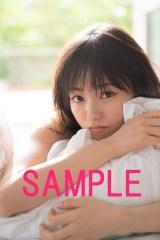 欅坂46・今泉佑唯1st写真集『誰も知らない私』特典ポストカード(HMV)